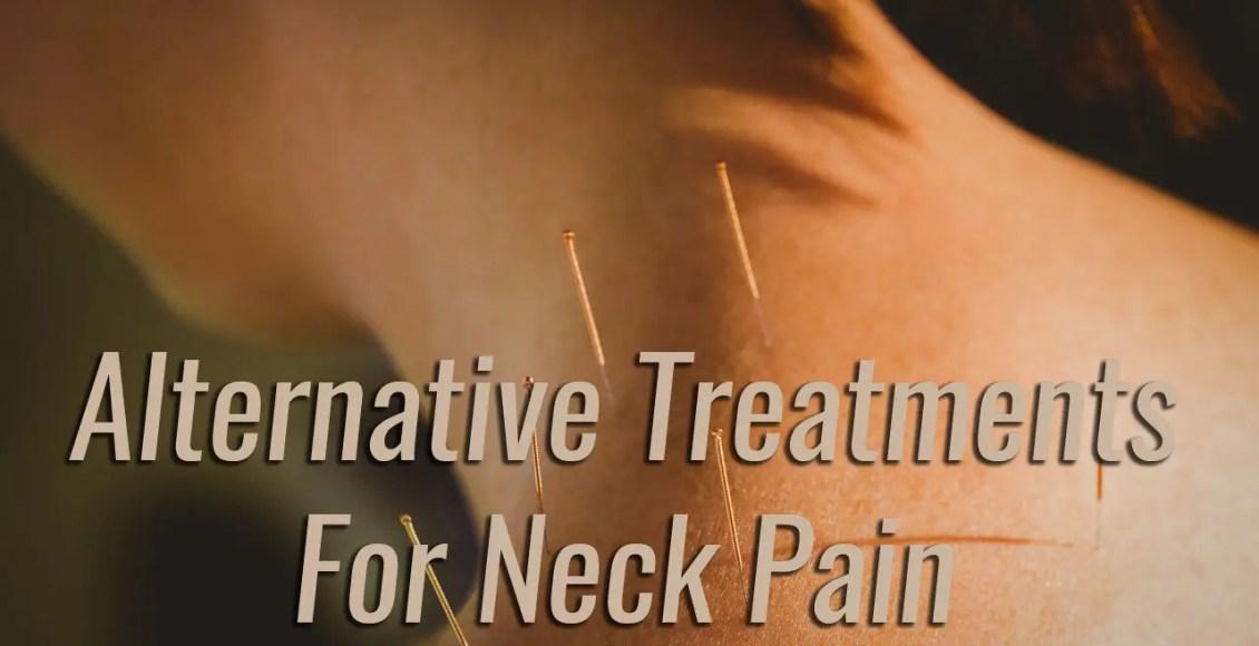 11860 Vista Del Sol, Ste. 128 Alternative Treatments for Neck Pain El Paso, Texas