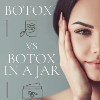 Botox, botox in a jar, arrugas, arrugas dinamicas, entrecejo, frente