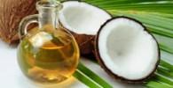aceite de coco, comedogénico, emolientes