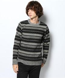 lot holonのセーター素敵♪