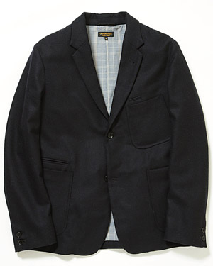 A Vontadeのジャケットが素敵
