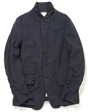 A Vontadeのカジュアルジャケットがカッコイイ