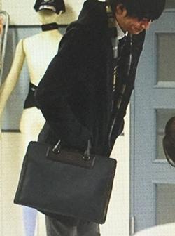 大人のビジネスバッグ