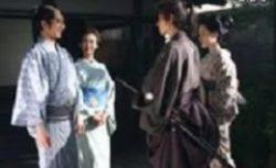 segodon-33篤姫小松夫妻と龍馬夫妻