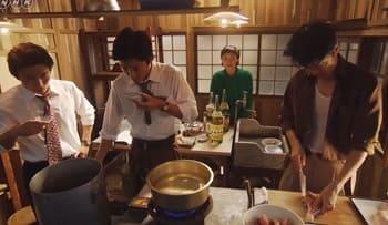 『まんぷく』第99回感想 岡くんと森本くんの味見