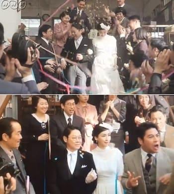大河ドラマ『いだてん』第32回感想 結婚式