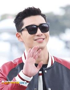 Park Seo Joon c/o Newsen