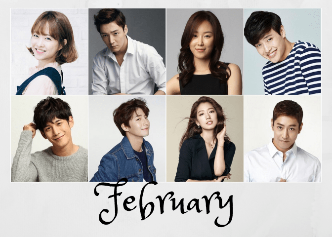 Which Korean Drama Star Shares Your Birthday Find Out Here