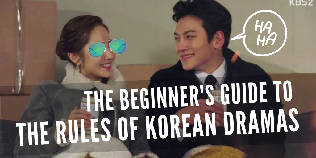 The Beginner's Guide to KDrama Cliches (Humor) - DramaCurrent