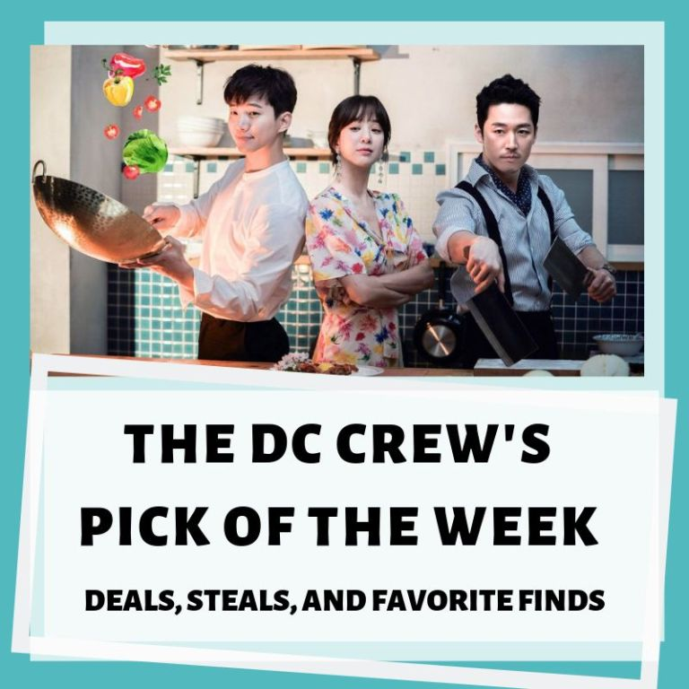 DC Crew's Pick of the Week 5: Our KDrama Kitchen Secrets