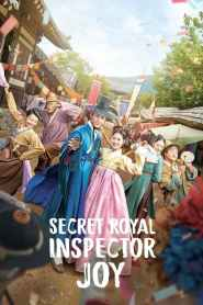 Secret Royal Inspector Joy