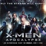 X-Men: Apocalypse (2016) BluRay