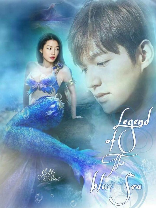 Legend Of Blue Sea Sub Indo : legend, Legend, Dramaladyblog