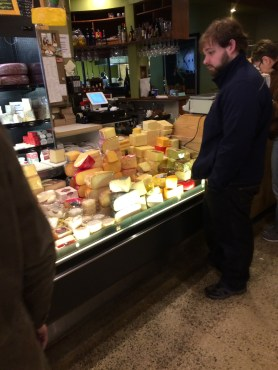 The Cheese Shop!