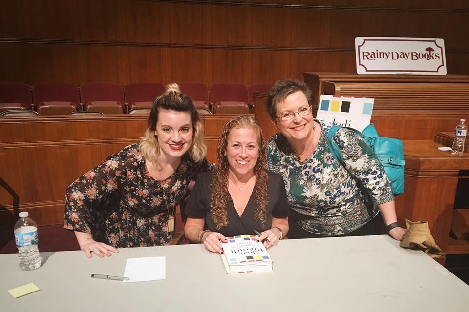 Author Meeting Author