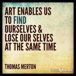 Arts Quote We Love #2