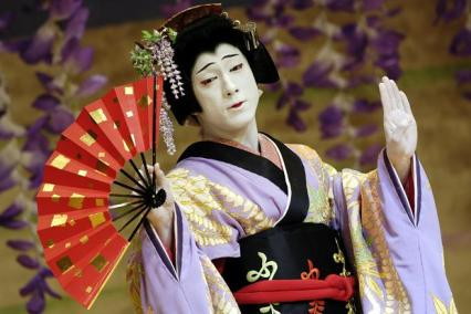 kabuki-actor