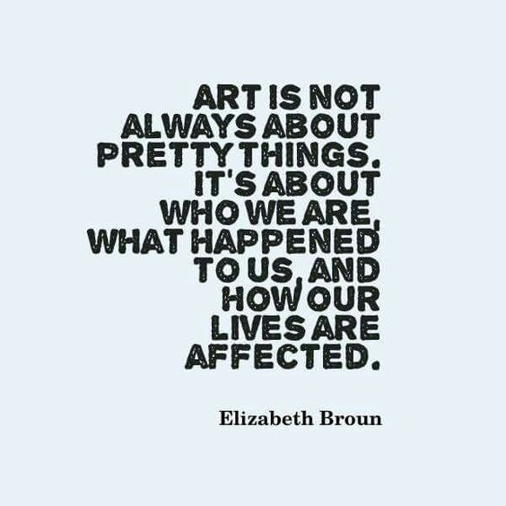 Art is How our Life Is Affected