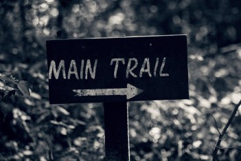 main trail