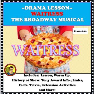 WAITRESS COVER
