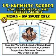Sedna, an Inuit Tale