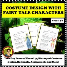Costume Design with Fairy Tales
