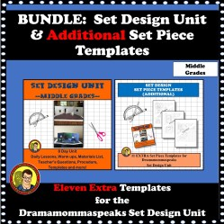 BUNDLE SET DESIGN & TEMPLATES COVER