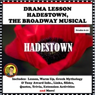 HADESTOWN COVER