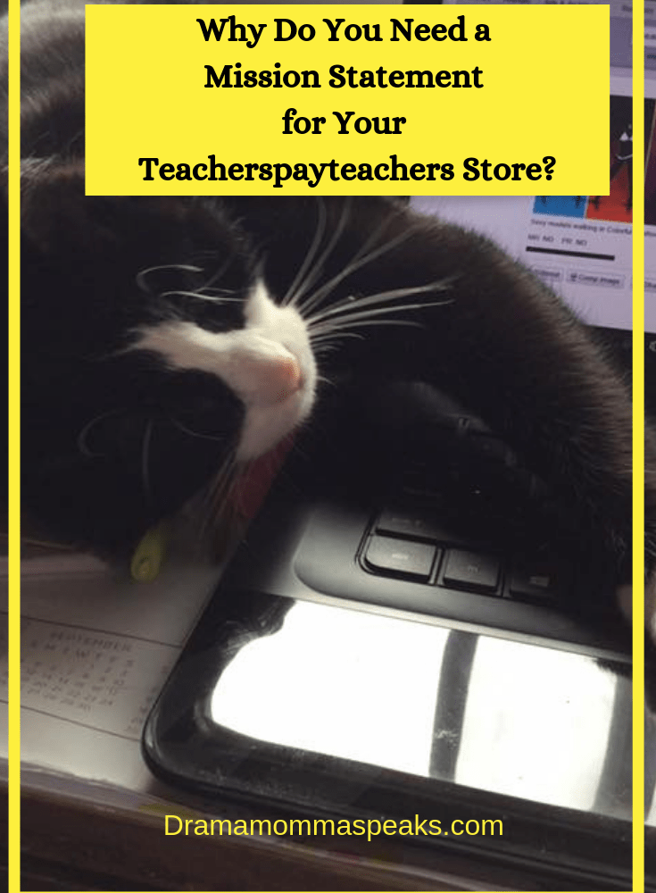 Why Do You Need a Mission Statement for Your Teacherspayteachers Store?