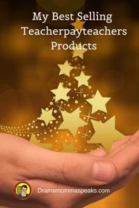 My Best Selling Teacherspayteachers Products