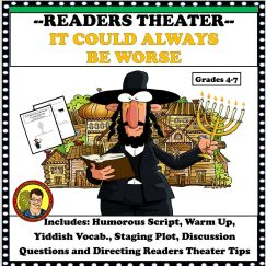 IT COULD ALWAYS BE WORSE R. THEATER COVER