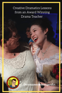 Creative Dramatics Lessons from an Award Winning Drama Teacher