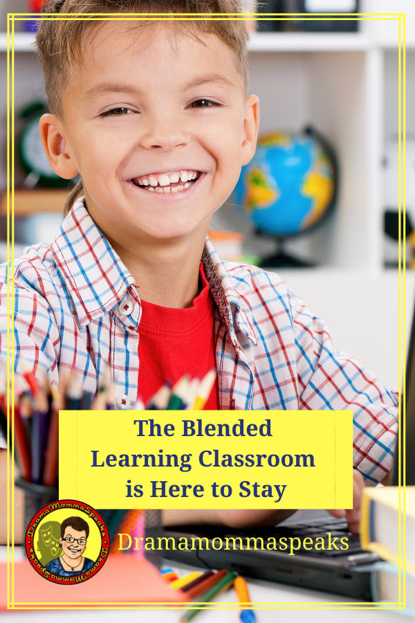 The Blended Learning Classroom is Here to Stay