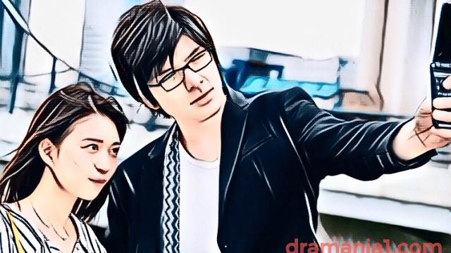 ドラマ『文学処女』5話ネタバレ・考察【四角関係と加賀屋朔の過去】