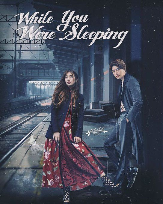 While You Were Sleeping Sub Indo : while, sleeping, Nonton, While, Sleeping, (2017), Episode, Streaming, Drama, Korea, Subtitle, Indonesia, DramaQu