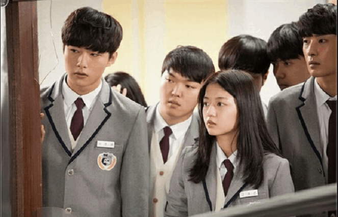 Dramas With a Side of Kimchi 1