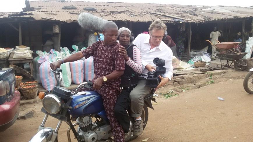 ML & PG Shooting in Oyo, Nigeria August 2015