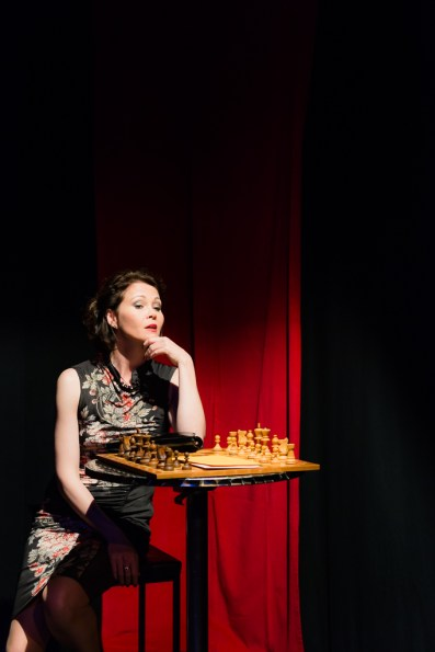 Laura Cheveley, Foto Alexander Zipes