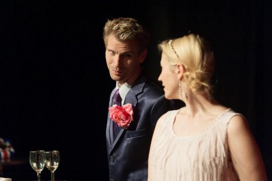 Lord Goring und Mabel Chiltern, Foto Alexander Zipes