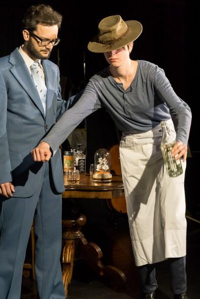 Kürmann und sein Vater
