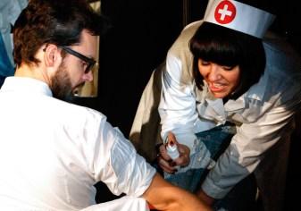 Blutprobe