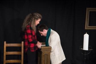 Garcin sucht nach Vergebung