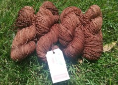 copper tones