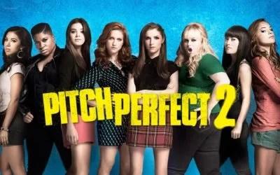 PITCH PERFECT2(ピッチパーフェクト2)アカペラ世界大会に帰ってきたベラーズ