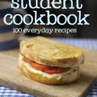 Purchased: Student Cookbook 100 Everyday Recipes