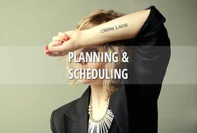 Planning & scheduling your TV or film production