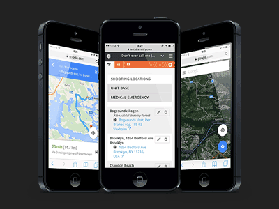 Locations, maps, weather & driving Directions