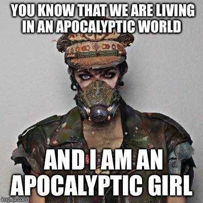 Post Apocalyptic Fashion