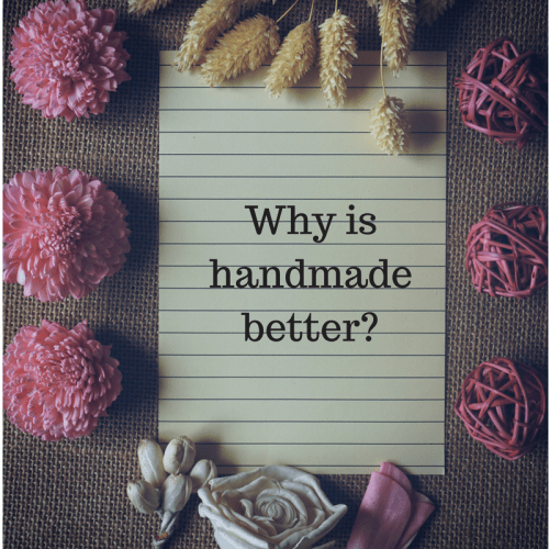 Why you should be buying handmade