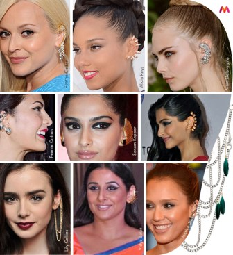 H Earring Aides Dramatizebyaamra